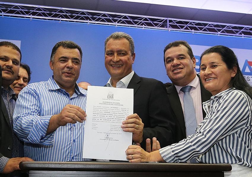 Governo do Estado libera mais de R$ 600 mil para obras de infraestrutura do Bairro Belo Horizonte em Livramento