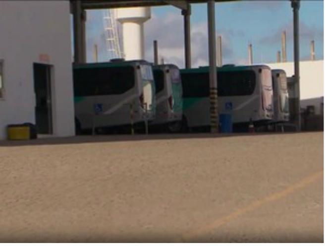 Alvos de ação judicial, 51 ônibus somem de garagem em cidade na BA