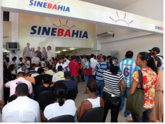 SineBahia divulga vagas em Salvador, Jequié, Jacobina e Lauro de Freitas
