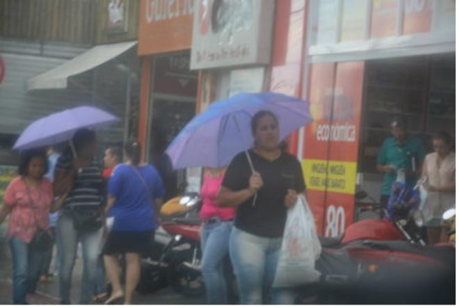 Tempo: voltou a chover neste Verão em Vitória da Conquista