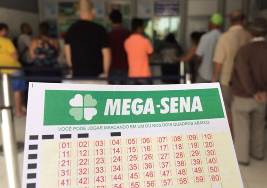 Mega-Sena acumulada pode pagar hoje prêmio de R$ 30 milhões