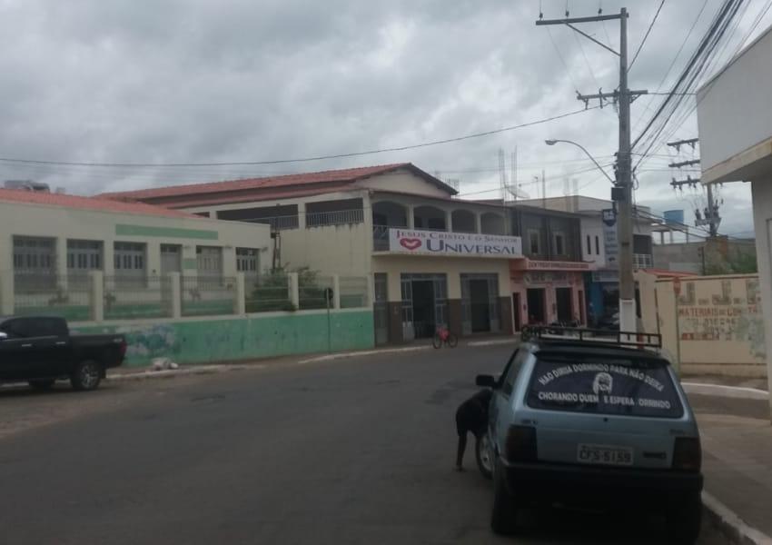 Livramento: Pastor solicita implantação de faixa de pedestres ou quebra molas na Av. Leônidas Cardoso