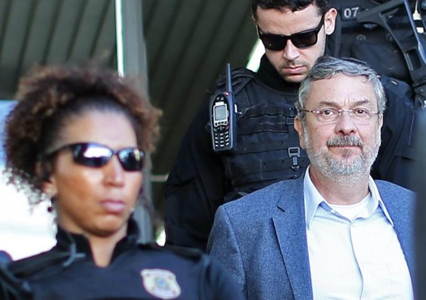 Justiça concede prisão domiciliar a Antonio Palocci