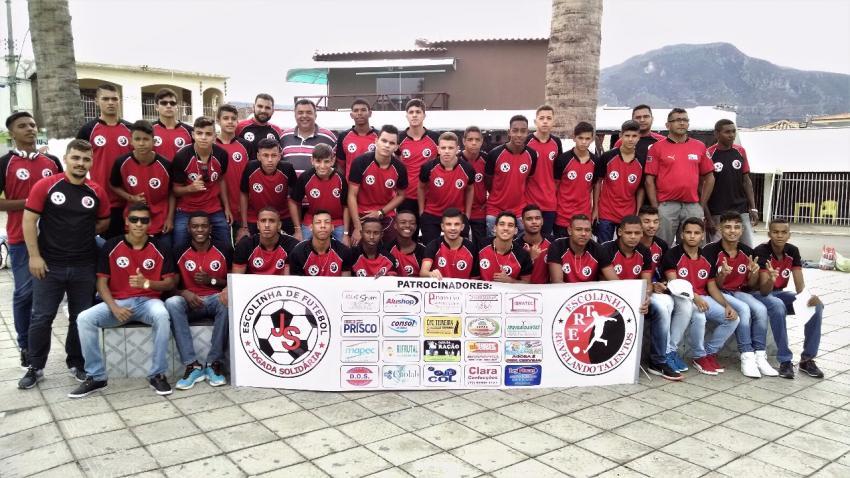Escolinhas de futebol de Livramento participarão de torneio internacional