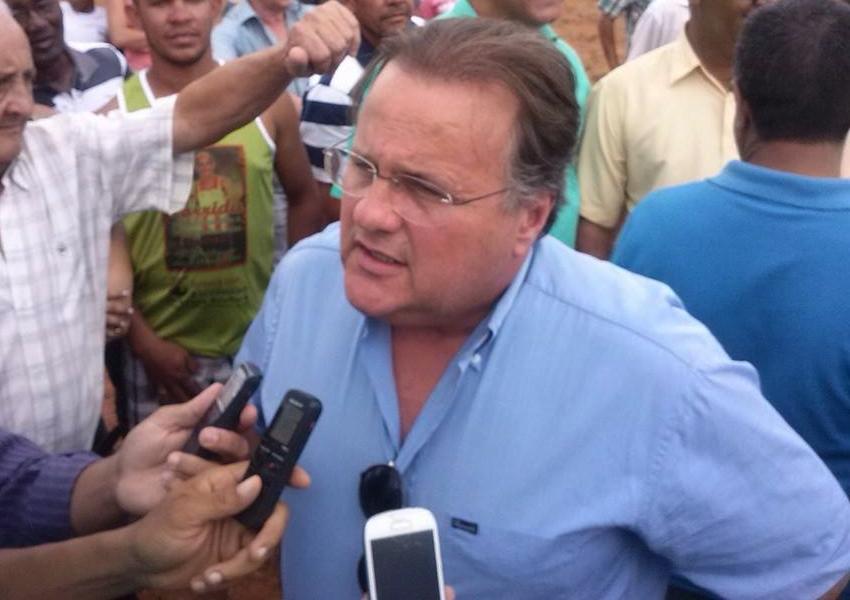 Grupo armado invade fazenda que seria do ex-ministro Geddel Vieira Lima em Potiraguá