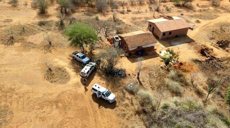 Livramento: Polícia recupera R$ 177 mil roubados de carro-forte e apreende mais de meia tonelada de maconha