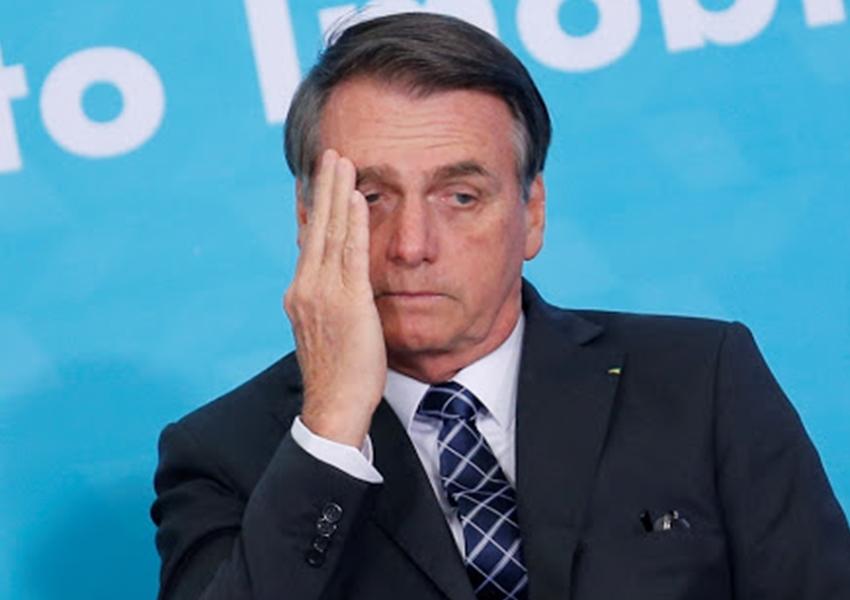 Com sintomas de coronavírus, Bolsonaro aguarda resultado de novos exames