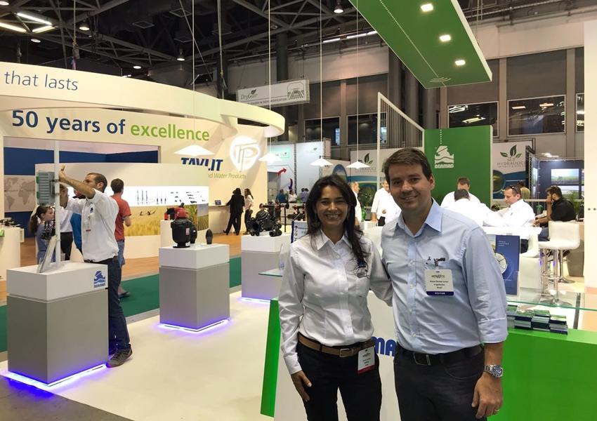 IRRIGADANTAS integra grupo de agronegócio em missão técnica a Israel