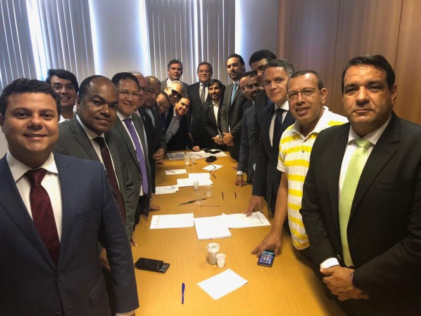 Luciano Ribeiro assume liderança da Minoria na Alba