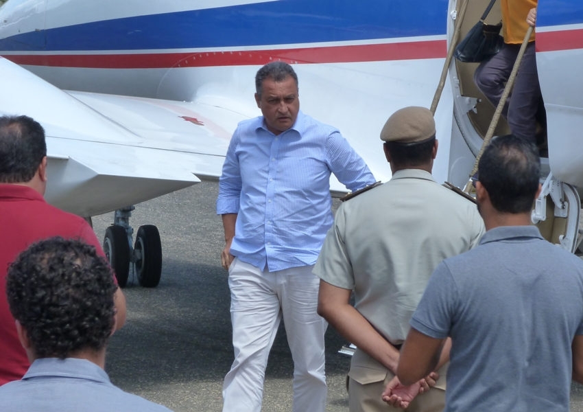 Paramirim: Governador Rui Costa cancela agenda de visita ao município