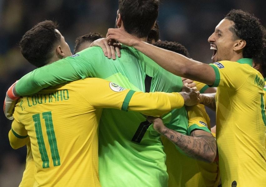 Brasil vence a Argentina e vai à final da Copa América