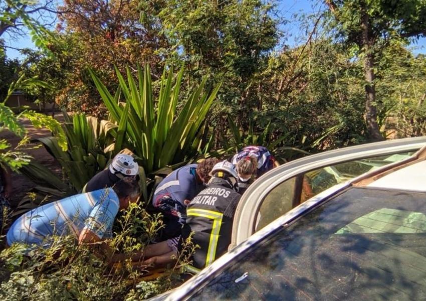 Acidente deixa duas pessoas mortas na BR-020, no oeste da Bahia