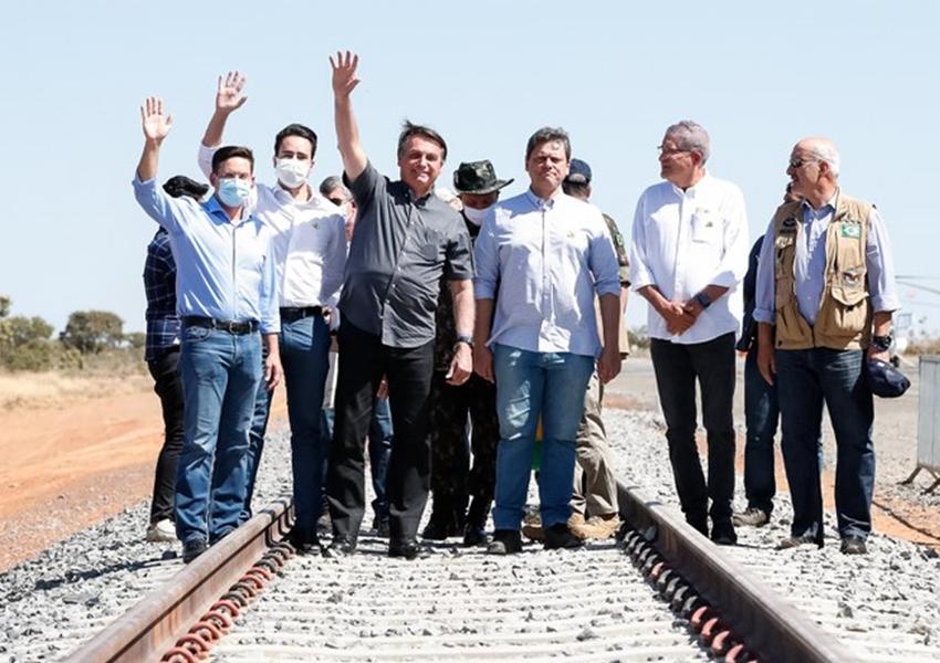 Bolsonaro estará em Brumado na próxima quinta (02), diz colunista do Correio