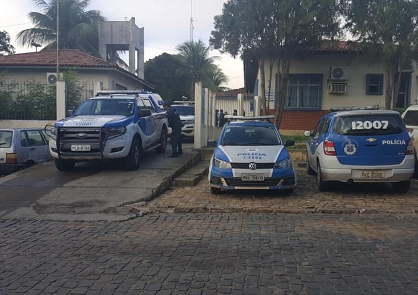 Brumado: polícia cumpre mandado de prisão contra homem que agrediu e tentou roubar idoso