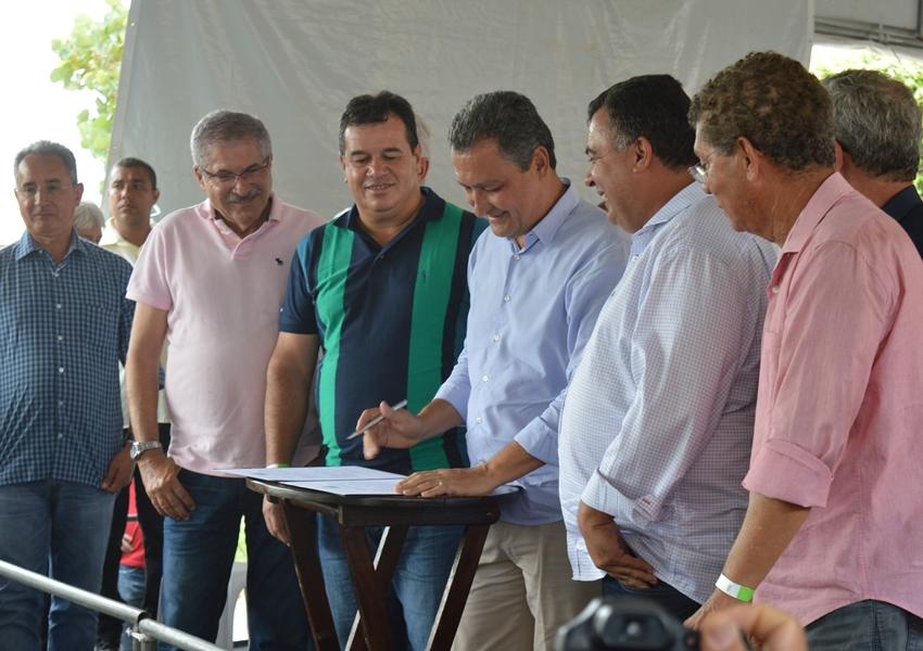 Livramento terá recuperação de estradas e sistema de abastecimento de água