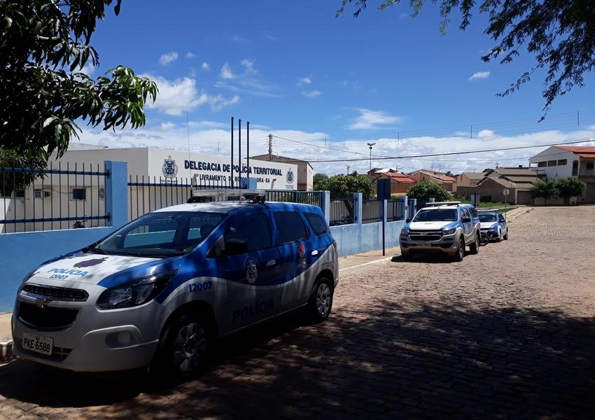 Operação prende 86 acusados de crimes contra mulheres; em Dom Basílio um foi preso