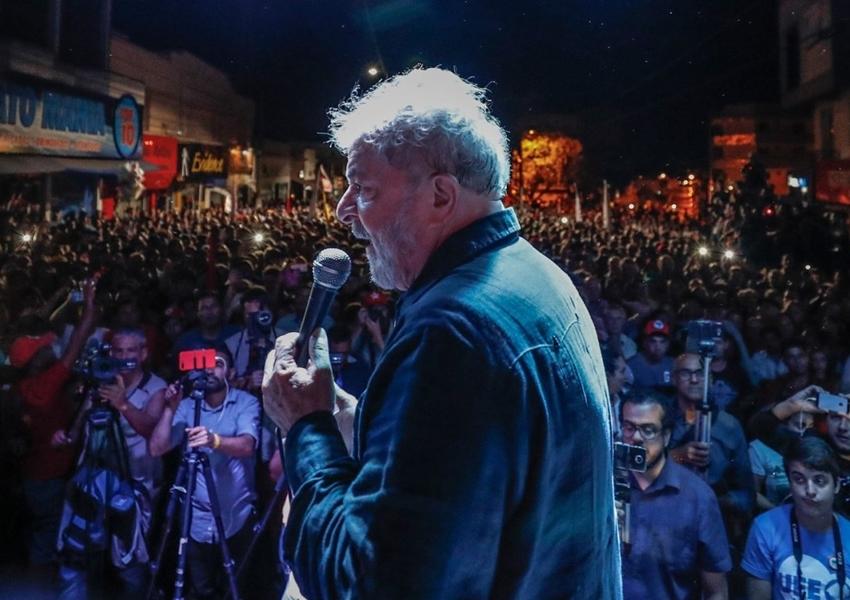 Por 6 votos a 1, TSE rejeita a candidatura de Lula a presidente
