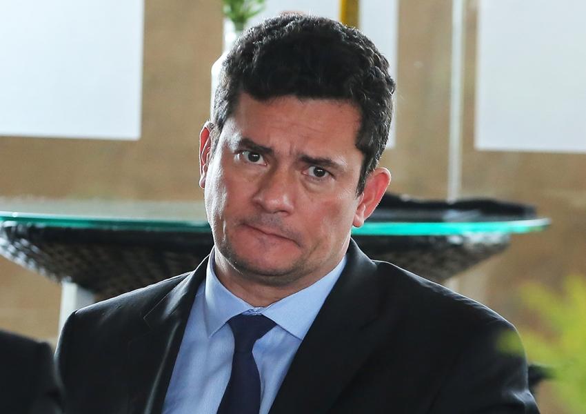 Moro muda pacote anticrime depois de pressão do STF e governadores