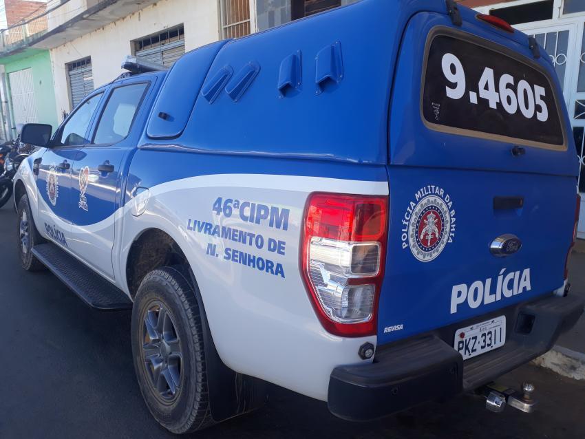 Homem se passa por agente de endemias e tenta assaltar casa em Livramento