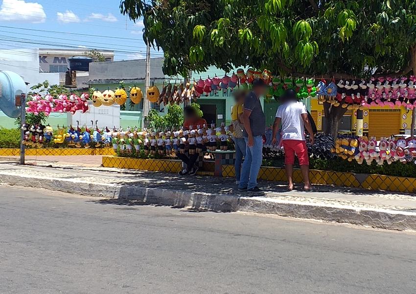 Prefeitura Municipal de Livramento atua no comércio irregular