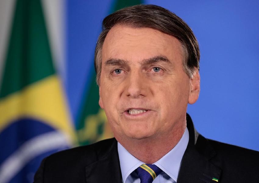 Auxílio emergencial deve ser estendido por 3 ou 4 meses, diz Bolsonaro