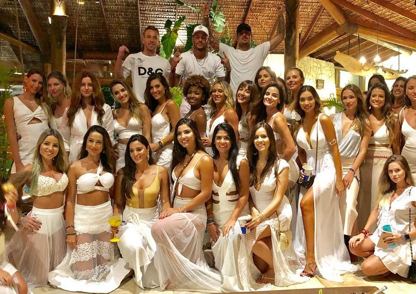 Neymar escolhe Bahia mais uma vez e aluga mansão para passar réveillon