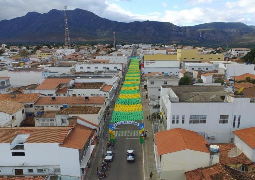 Prefeitura Conclui ornamentação no circuito Arena Livramento