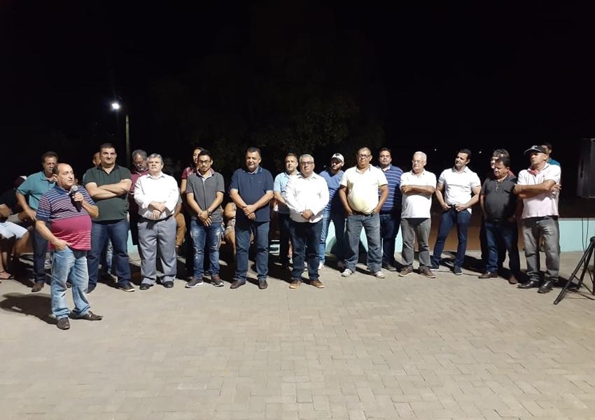 Livramento: Prefeitura entrega Praça Miguel Antônio da Silva na Comunidade de Matinha de Baixo