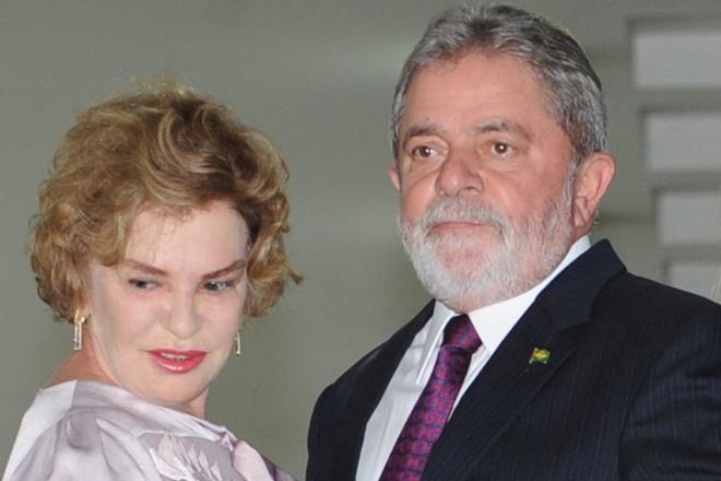 Marisa Letícia: