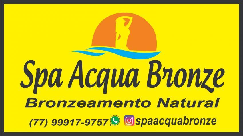 Neste domingo tem festa em Livramento, que tal pegar aquele Bronze Natural no Spa Acqua Bronze e curtir com aquela marquinha?