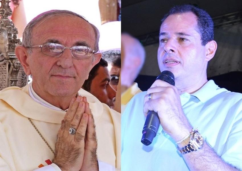 Bispo Dom Armando Bucciol receberá titulo de cidadão Baiano; a proposta é do Deputado Nelson Leal