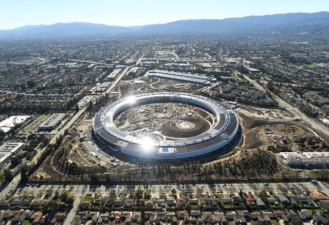 Apple gasta US$ 5 bi em nova sede na Califórnia, último projeto de Steve Jobs