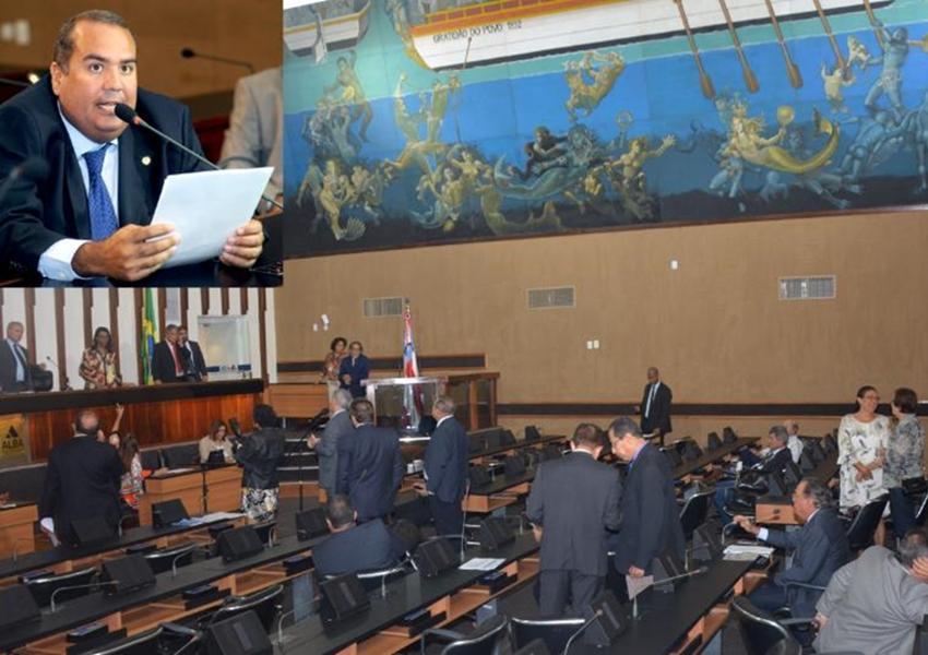 Bahia: Deputados tomam posse e elegem mesa diretora nesta sexta-feira