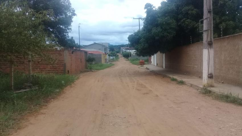 Livramento: Liberado 50% do valor de emenda para pavimentação  de Ruas no Passa Quatro