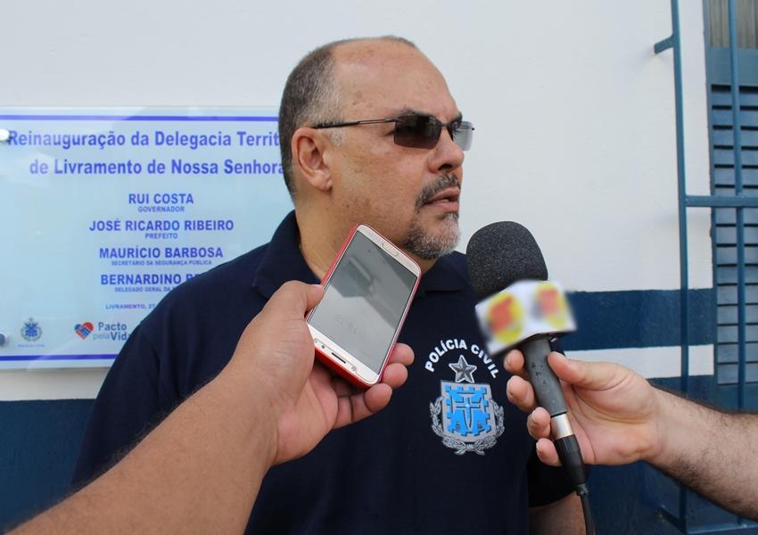 Livramento: Em entrevista delegado fala sobre apreensão de veículo roubado