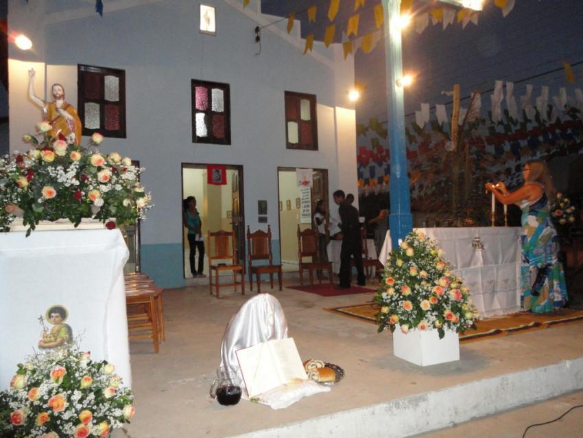Festejos em louvor a São João Batista da Rua do Areião  terão inicio nesta sexta-feira (15)