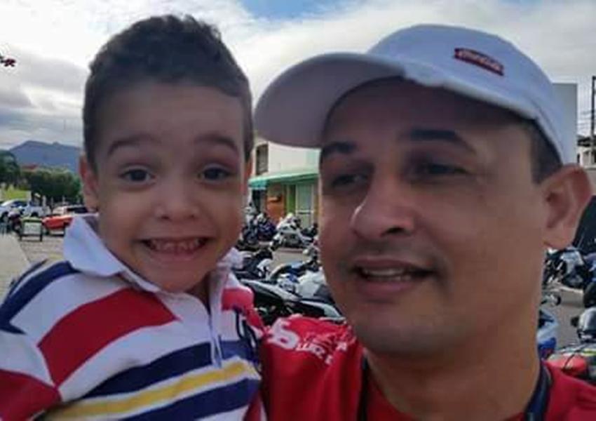Filho presta homenagem em redes sociais aos 02 anos do falecimento de Tony Lanches