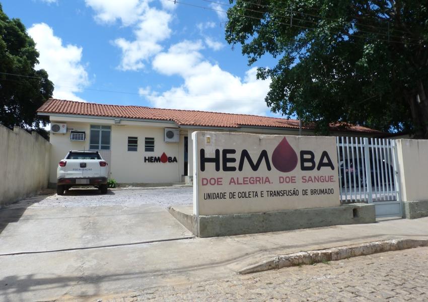 Hemoba convoca população para doar sangue antes do Réveillon