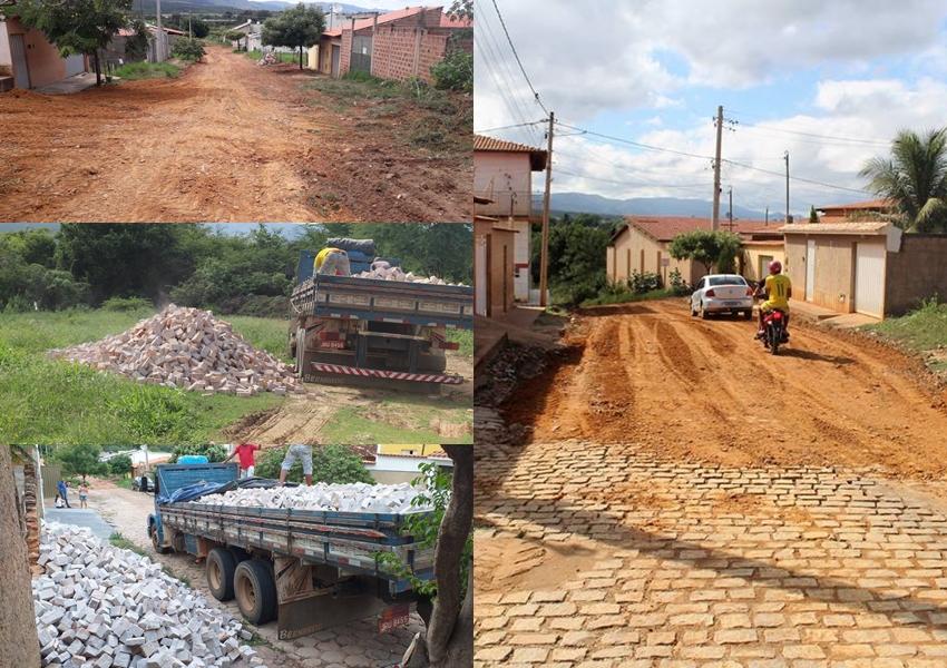 Prefeitura de Livramento realiza trabalhos de manutenções emergências