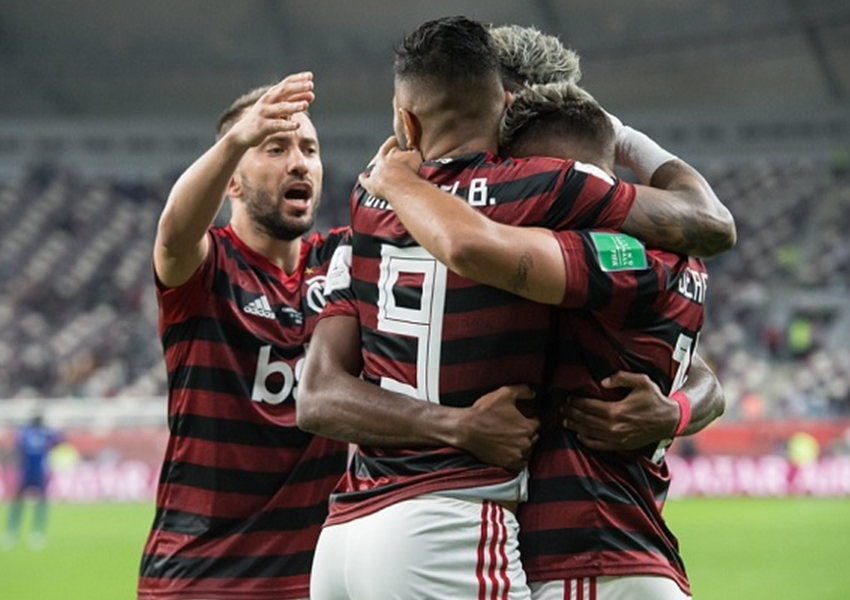 Flamengo vence Al-Hilal de virada e se classifica para a final do Mundial de Clubes