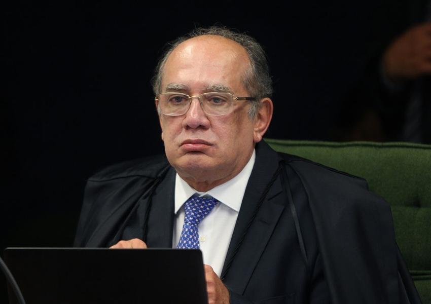 Gilmar Mendes diz ver com naturalidade episódio de censura a sites