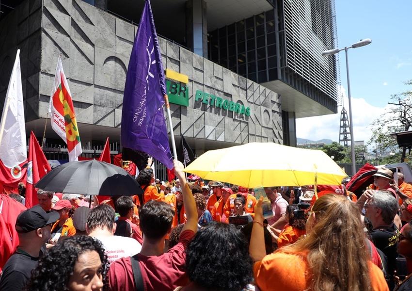 Ministro do TST diz que greve dos petroleiros é ilegal