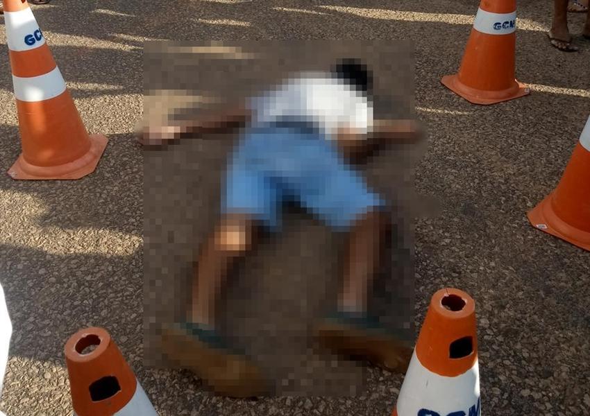 Homicídio é registrado em Paramirim