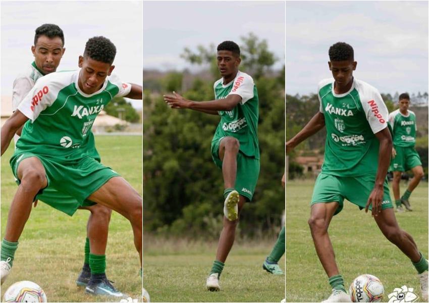 Livramentense irá disputar Copa São Paulo de Futebol Júnior pelo Vitória da Conquista