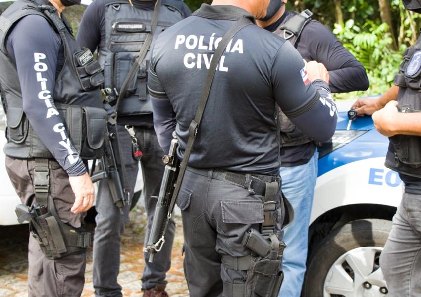 Líder do tráfico de Macaúbas é preso em São Paulo