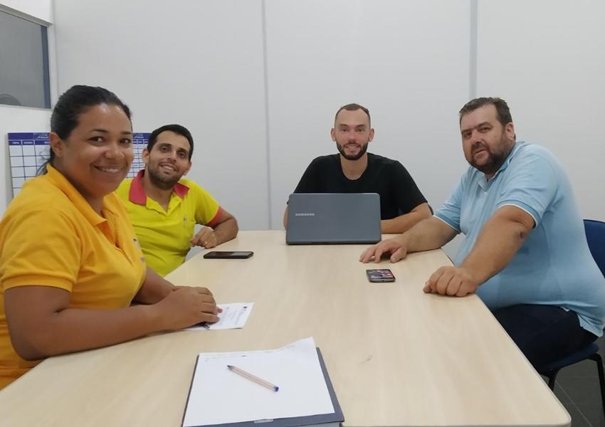 Ney Eventos e CDL se reúnem para discutir sobre o Livramento Folia