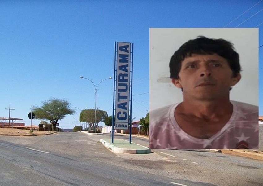 Caturama: Polícia Civil prende suspeito de matar idoso a pauladas