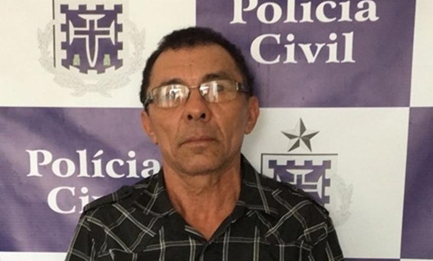 Idoso suspeito de estuprar menina de seis anos é preso