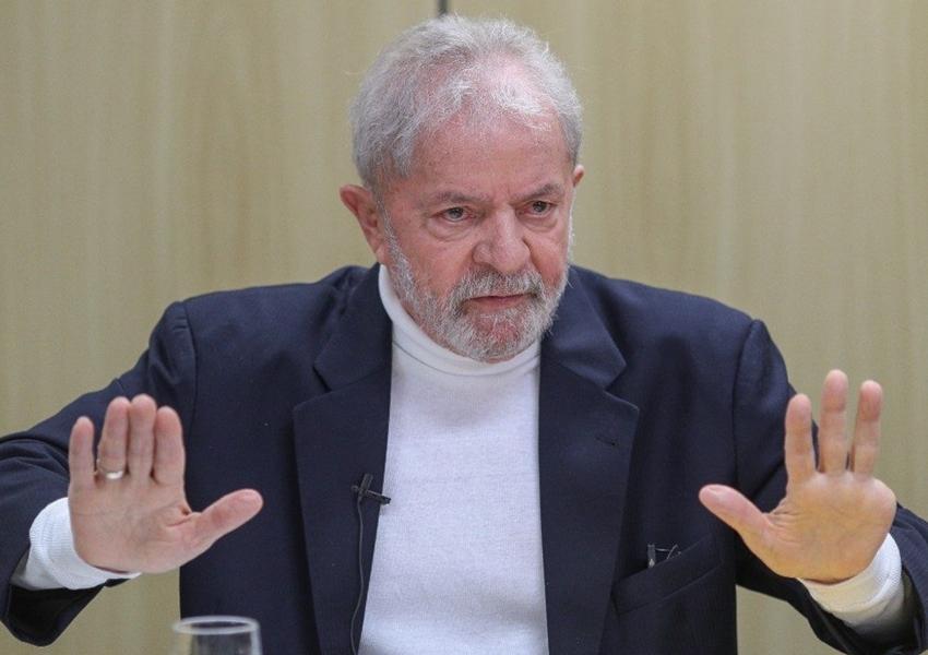 Justiça marca depoimento de Lula para quarta-feira (19)