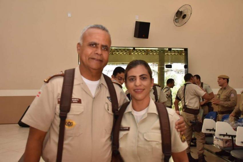 Soldado PM Keliane Nunes é agraciada com título de Cidadã Livramentense